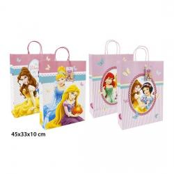 BOLSA REGALO KRAFT, DISNEY, -PRINCESS-, XL