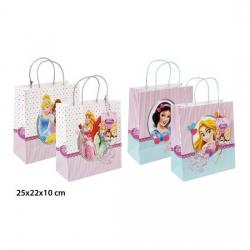 BOLSA REGALO KRAFT, DISNEY, -PRINCESS-, M