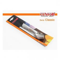 SET CUCHARAS CAFÉ 1,5MM., CUYFOR, -CLASSIC-, 6UDS.