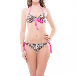 INTIMAX - BIKINI AMY LEOPARDO