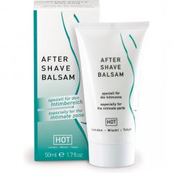 HOT AFTER SHAVE BALSAMO 50 ML - Imagen 1