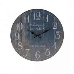 RELOJ DE PARED PARIS