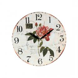 RELOJ DE PARED CARTE POSTALE