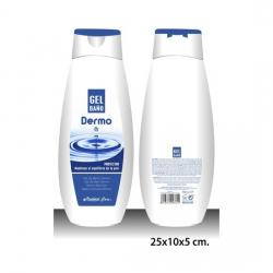 GEL DE BAÑO, NATURAL CARE, -DERMO-, 750ML.