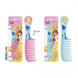 Peine con Blister, DISNEY, -PRINCESS-