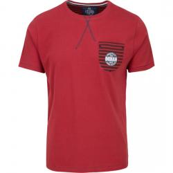 CAMISETA FREESTYLE POCKET - BROWN - Imagen 1
