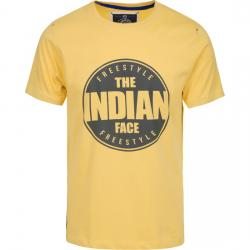 CAMISETA INDIAN FREESTYLE - YELLOW - Imagen 1