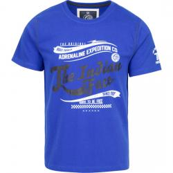 CAMISETA ADRENALINE EXPEDITION CO - ROYAL BLUE - Imagen 1