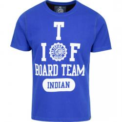 CAMISETA INDIAN BOARD TEAM - ROYAL BLUE - Imagen 1