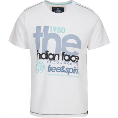 CAMISETA FREE AND SPIRIT 1980 - WHITE - Imagen 1