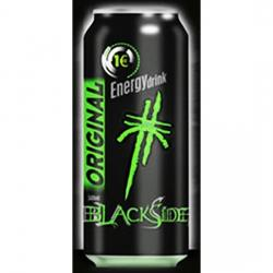 BLACK SIDE ENERGY DRINK 500ML