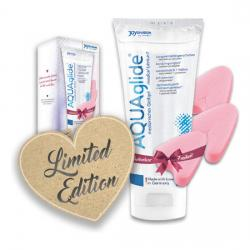 LOVE BUNDLE - KIT EXCLUSIVO AQUAGLIDE 200ML + 3 SOFT-TAMPONS - Imagen 1