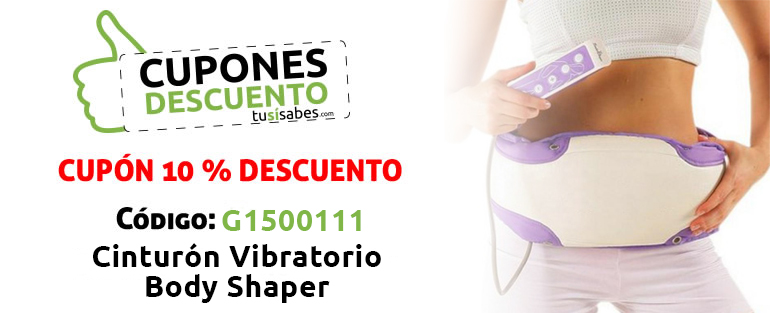 Cinturón Vibratorio Body Shaper