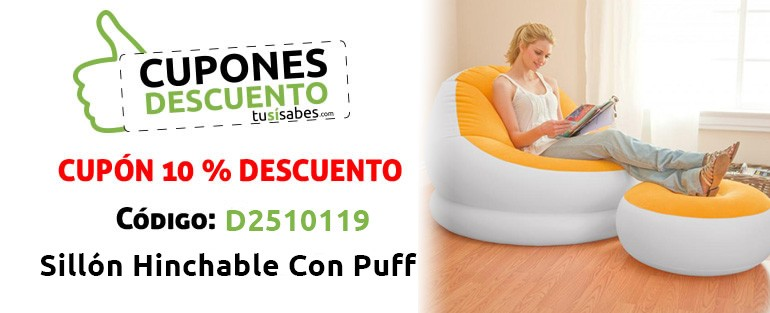 Sillon Hinchable Puff