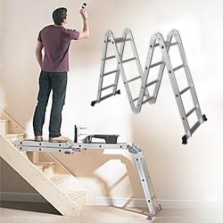 Escalera Plegable Multiposiciones