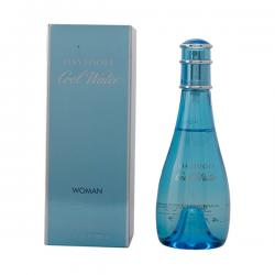 Davidoff - COOL WATER WOMAN edt vapo 100 ml - Imagen 1