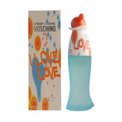 Moschino - CHEAP & CHIC I LOVE LOVE edt vapo 100 ml - Imagen 1