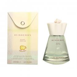 Burberry - BABY TOUCH edt vapo alcohol free 100 ml - Imagen 1