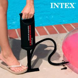 Inflador Manual de Doble Acción Intex
