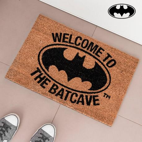 Felpudo Welcome To The Batcave - Imagen 1
