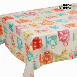 Mantel tazas colores by Loom In Bloom