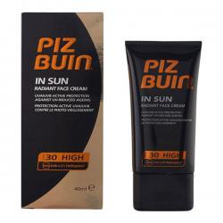 Piz Buin - PIZ BUIN IN SUN radiant face cream SPF30 40 ml - Imagen 1