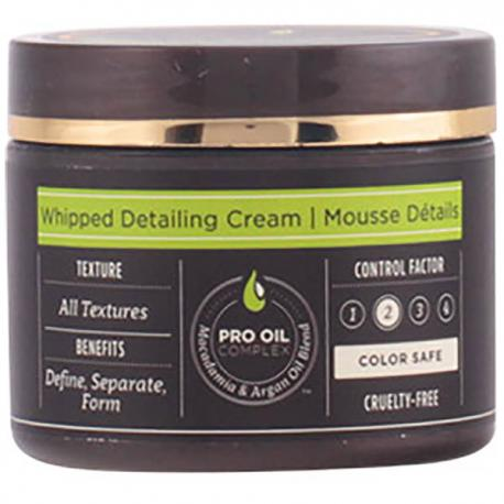 Macadamia - STYLING whipped detailing cream 57 gr - Imagen 1