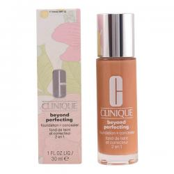 Clinique - BEYOND PERFECTING foundation + concealer 11-honey 30 ml