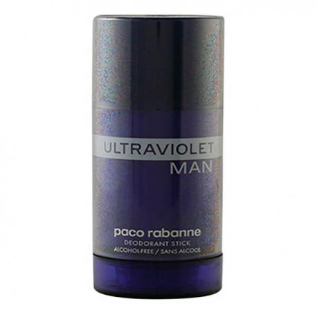 Paco Rabanne - ULTRAVIOLET MAN deo stick alcohol free 75 ml - Imagen 1