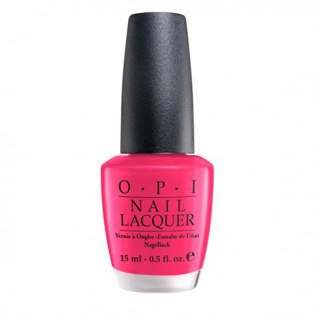 Opi - OPI NAIL LACQUER NLE44-pink flamenco 15 ml - Imagen 1