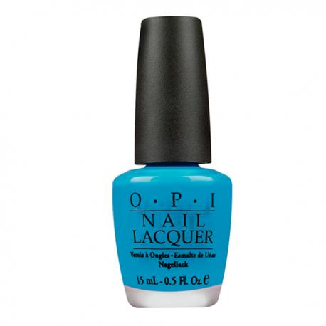 Opi - OPI NAIL LACQUER NLB83-no room for the blues 15 ml - Imagen 1