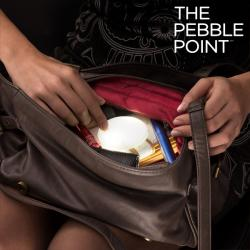 Luz LED Inteligente para Bolsos The Pebble Point - Imagen 1