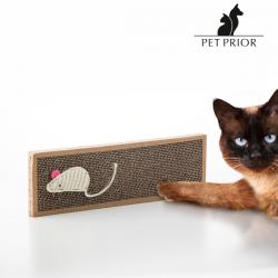 Bloque Rascador para Gatos con Catnip Pet Prior