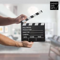 Claqueta de Cine Hollywood Production Gadget and Gifts - Imagen 1