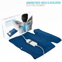 Manta Eléctrica eWarm Pads Neck & Shoulders