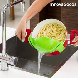 Escurridor de Silicona InnovaGoods Kitchen Foodies - Imagen 1